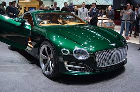 bentley new car releaseBentley Previews Future Sports Car With Stunning New Concept
