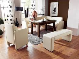 ... Large Size of Kitchen: Modern Corner Nook Dining Set Awesome Kitchen  Corner Bench Seating With ...