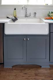 gorgeous a sinks in spaces transitional with kohler brockway regarding farmhouse sink cabinet design 9