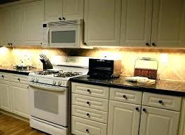 led vs fluorescent under cabinet lighting led under cabinet lighting direct wire the xenon installation led