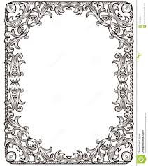 vintage black frame. Black And White Retro Frame Stock Image - Image: 19645831 Vintage Black Frame