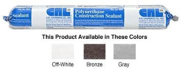 Crl M66 Gray Polyurethane Construction Sealant In Sausages