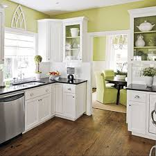 Fine Painting Oak Kitchen Cabinets White Before For Inspiration