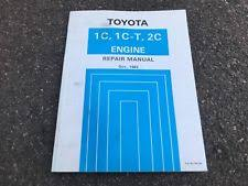 Toyota Engine Repair Manual