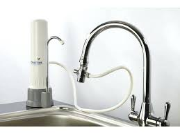 water filter for sink counter top plastic water filter next to sink pur water filter sink