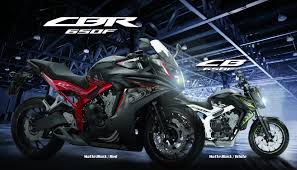 2018 honda 650f. modren 2018 2017 sees honda cb650f naked sports and cbr650f sportsbike in new colour  schemes  from rm44730 in 2018 honda 650f 2