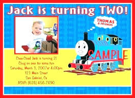 thomas the train birthday invitations combined with personalized the train birthday invitations free invitation rhymes turning thomas the train