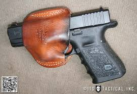 leather holster accidental discharge