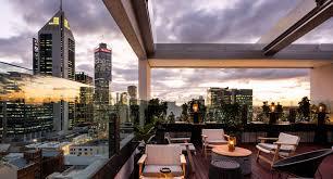 City Lights Bar And Grill Menu Rooftop At Qt Qt Perth Perth Rooftop Bars