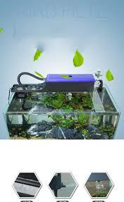 Bảng giá XỬ LÝ NƯỚC CÁ KIỂNG TẠO OXY CHO CÁ - Máy lọc nước hồ cá - Bể cá  cảnh - Máy lọc nước bể cá cảnh mini RS Cao Cấp ,
