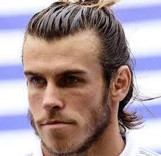 soccer player haircuts gareth bale