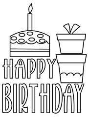 black and white printable birthday cards birthday cards printable under fontanacountryinn com