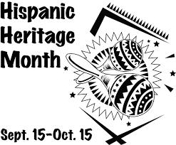 Hispanic Heritage Month And My Latino