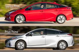 2018 toyota prius prime. simple toyota prius prime silver car is 4 inches longe rthan but with slightly  less in 2018 toyota prius prime