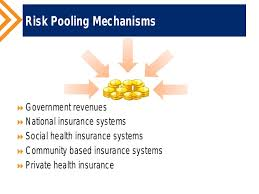Lorch, arm, arpm, ains m.r. Health Financing Functions Risk Pooling