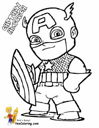 10 captain america coloring page at yescoloring gif
