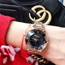 2019 Luxury Brand lady Crystal <b>Watch Women Dress Watch</b> ...