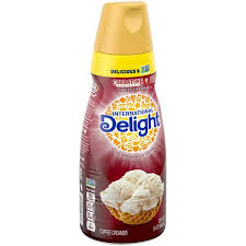 How to choose and use coffee creamers. International Delight Cold Stone Creamery Sweet Cream Flavor Gourmet Coffee Creamer Hy Vee Aisles Online Grocery Shopping