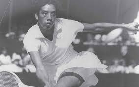TennisWorthy: Althea Gibson