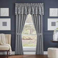 Vincent Curtain Panel Pari (Set Of 2)