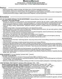 E Resume 2 Beauteous Sample Scannable Resume Information Technology Manager