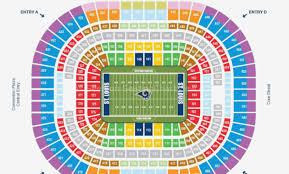 44 Specific Reliant Stadium Texans Seating Chart