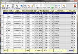 Mitarbeiter verbringen sehr viel zeit im büro und aus diesem. Clean Calc Kalkulation Software Fur Die Gebaudereinigung
