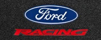 black ford racing logo. back orignal black ford racing logo y