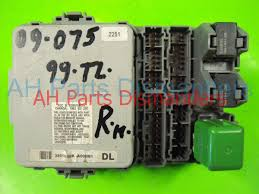 1999 acura tl passenger dash fuse box Fuse Box Terminals at Fuse Box Replacement Parts