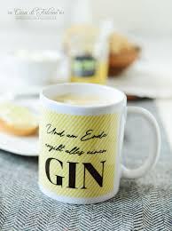 Gin Tonic Marmelade Rezept Verpackungsidee