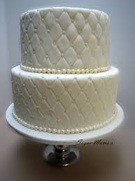 Quilted cakes | Sugar Mama's & Quilted wedding cake Adamdwight.com