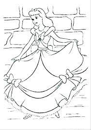 Princes Coloring Pages Princess Aurora Baby Games Free Disney Book