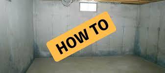 how to stucco basement walls 2