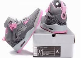 air jordan shoes for girls grey. pink, gray and leopard jordans · jordan shoes girlsair air for girls grey .