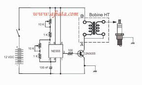 points ignition coil wiring diagram points wiring diagrams electronic ignition coil driver circuit using ne555 points ignition coil wiring diagram