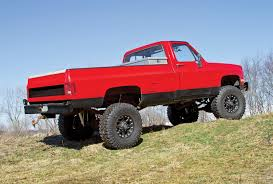 Offroad 6in Chevy-GMC Suspension Lift Kit 88-91 SUV-3/4 Ton