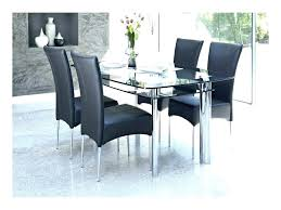 round glass dining table set for 4 w8807 round glass dining table set glass top dining