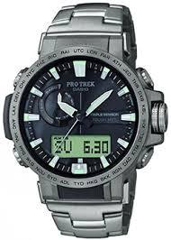 <b>Часы Casio PRW</b>-<b>60T</b>-7AER - купить <b>мужские</b> наручные часы в ...