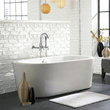 faucets for freestanding tubs freestanding tub with wall mount faucet extravagant for lovely home ideas wall