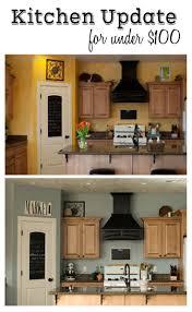 Updating Oak Kitchen Cabinets Kitchen Countertop Ideas With Cherry Cabinets Kitchen Wonderful