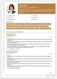 Pin By My Career Plans On Resume Templates 2019 Resume Template