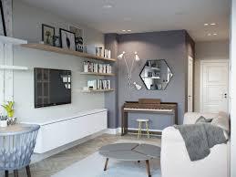 High Quality Deco Mur Blanc Et Gris Mur Gris Et Blanc Salon Salon Blanc Et Gris Et Bois