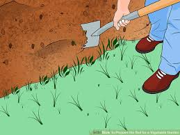 image titled prepare the soil for a vegetable garden step 2