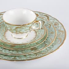 5 piece place setting royal crown derby