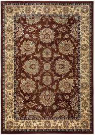 rizzy home bellevue khaki area rug 6 7 x 9 6