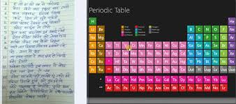PERIODIC TABLE (SHORTCUT) IN HINDI - YouTube