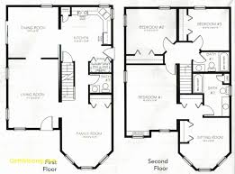 2 story cabin floor plans unique two story home plans with open floor plan 2 bedroom