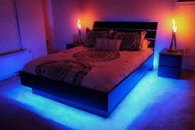Sey Bedroom Ideas Inmyinterior Dark Neon Lighting Girls Sets Modern Ikea  Furniture Decorating Benches Cool Bedrooms ...