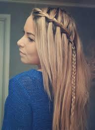 Hairstyle Braid braided choppy waterfall hairstyle braided hairstyle trends 4318 by stevesalt.us