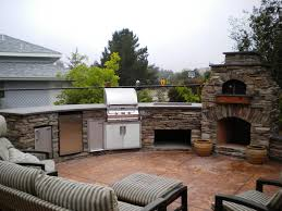 Image of: Outdoor Pizza Oven Kits